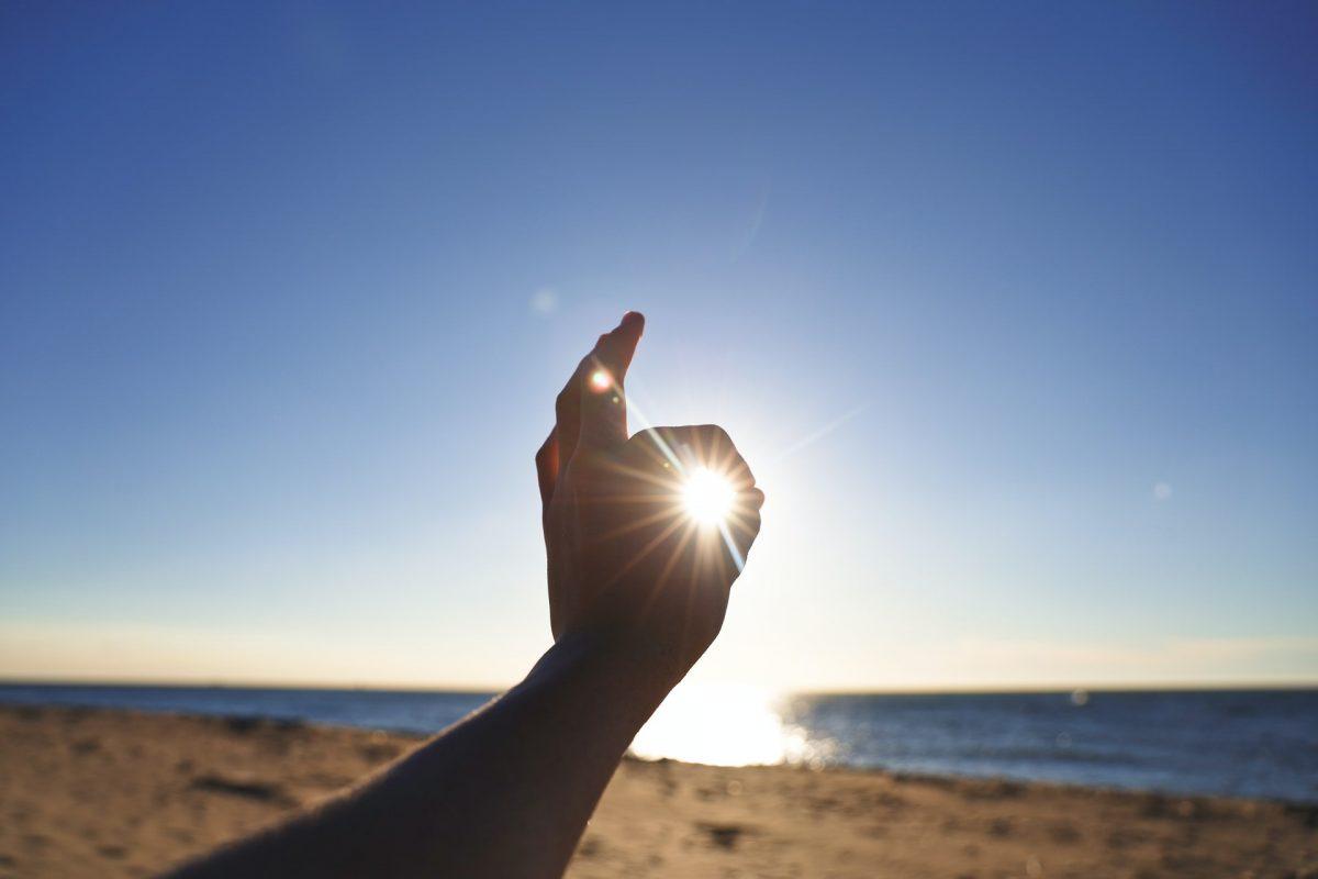 Voor niets gaat de zon op